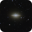 M104 Sombrero Galaxy,                                tjm8874