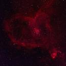 Heart Nebula,                                Scrin