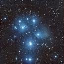 M45 Pleiades,                                Cristian Danescu