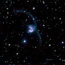Antennae - NGC 4038 (New Version),                                Jim Matzger
