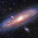 M31 <Andromeda galaxy> 24Hr,                                Kongyangshik