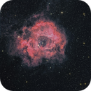 NGC2237 Rosette H-RGB,                                LAMAGAT Frederic