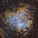 Fossil Footprint nebula NGC 1491,                                NicolaAntonio