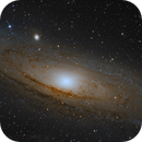 M31 Andromede,                                Camille COLOMB