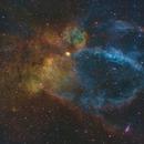 The Lobster Claw Nebula,                                julianr