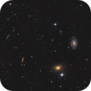 NGC5364 and Friends,                                Tommy Lease