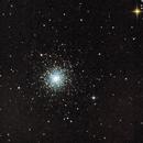 M3 Globular Cluster 130SLT,                                Matt Baker