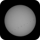 ISS Solar-Transit - 8h:42m:48s,                                Wolfgang Zimmermann