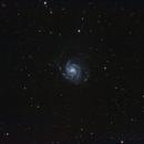 M101 from mountain,                                Rino