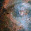 Lambda Centauri Nebula (SHO),                                Yann-Eric BOYEAU