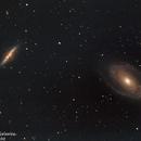M81 & M82,                                Kai Albrecht