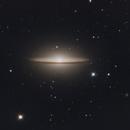 M 104 - Sombrero Galaxy,                                MAILLARD