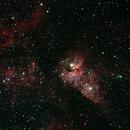 Eta Carinae,                                Paulo Roberto Furlan