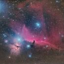 IC434,NGC2024,                                Santiago Rodrígue...
