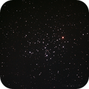 Messier M6 - NGC6405 - Butterfly Cluster in Scorpius,                                Geoff Scott