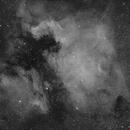 North American & Pelican Nebula,                                minoSpace