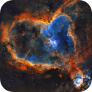 IC1805 - The Heart of the Milky Way,                                Jason Wiscovitch