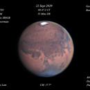 Mars (IR-RGB) 22 Sept 2020,                                Geof Lewis