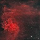 Flaming Star Nebula HSS,                                Andrew Barton