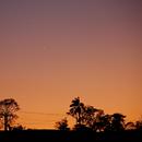 Venus and Jupiter in the Morning Sky,                                Odilon Simões Corrêa