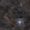 Alternative NGC7023,                                Rabbit Zhang