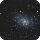 M33 Triangulum Galaxy,                                lukibse