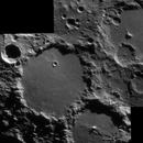 Albategnius en Ptolemaeus Craters stitched,                                Bert Scheuneman