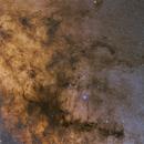 Ceci n'est pas une pipe - Pipe Nebula and Surroundings,                                Gabriel R. Santos...