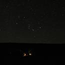Orion over TMI,                                millert011