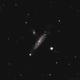 NGC 5296 & NGC 5297,                                Gary Imm