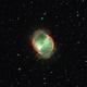 M27 Dumbell Nebula,                                John Burns