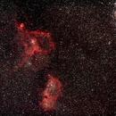 Heart & Soul Nebulae,                                Miles Zhou