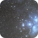 M45 The Pleiades,                                Kiyoshi Imai
