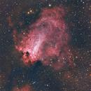 M17 (REVISION - SIRIL PHOTOMETRIE),                                Joel85
