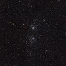 Double Cluster C14,                                Matt Freed
