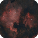 Testing w/ North American Nebula,                                HappySkies