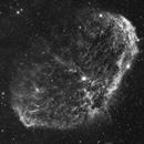 NGC6888 Ha,                                Pawel Turek