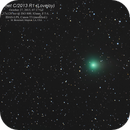 Comet Lovejoy on October 27, 2013,                                mikebrous