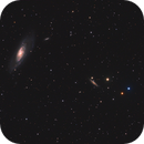 M106 and friends revisited,                                Nikita Misiura
