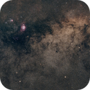 Sagittarius Milky Way,                                BrettWaller
