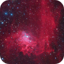 IC405 - Flaming star,                                ggkids