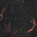 The Veil Nebula,                                James Schrader