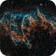The Bat Nebula in HOO,                                Alex Roberts