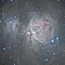 Deep field M42,                                Jim Morse