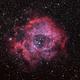 Rosette nebula NGC2237,                                Doc_HighCo
