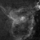 IC1805 The Heart Nebula-4 panel mosaic,                                HarryH