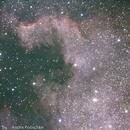 """NGC7000: North America Nebula """"The Wall"""",                                AndreP"""