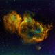Soul nebula Westerhout5/IC1848/SH2-199/Cr34 (c-sho-hubble).,                                Ram Samudrala