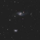 NGC3718 LRGB,                                Christopher Gomez