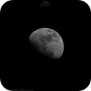 Moon - Phase and libration in 24h,                                Massimiliano Vesc...